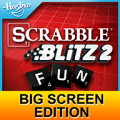 Scrabble Blitz 2 - Play Scrabble on a TV, using your Android