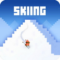 Skiing Yeti Mountain - The fastest and most frenzied skiing game