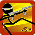 StickMan War - Grab your weapons and join StickMan on his personal quest