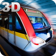 Subway Train Simulator 3D