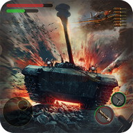 Tank Battle - Gunner War Game -modern tanks 2018
