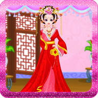 China princess games for girls