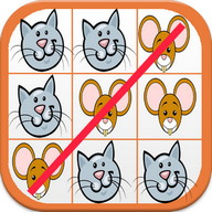 Tic Tac Toe - cat vs mouse