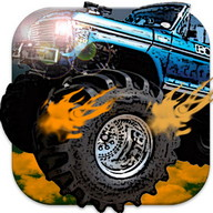 Toddler Monster Truck Kids Toy
