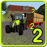 Traktör Simülatörü 3D: Saman 2