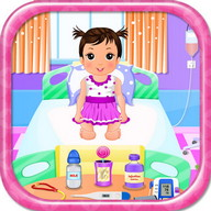 Baby treatment girls games