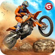 Trial Dirt Bike Racing
