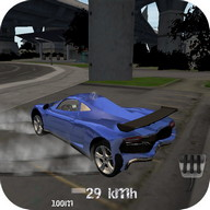 Ultra Car Driving Simulator 3D