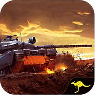 3D Tank War Urban