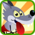 Wolf Toss - Who's afraid of the big bad wolf?