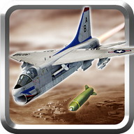 World War 2 Airborne Fighter: Real War Machines 3D