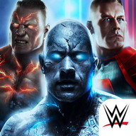 WWE Immortals - WWE wrestlers transformed into mythical heroes