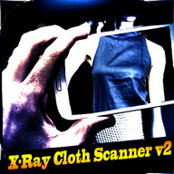 X-Ray Scanner Cloth v3 Prank