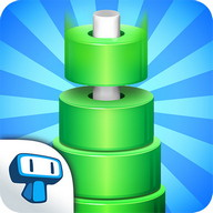 Zen Hanoi - Smart and Fun Puzzle Tower Game