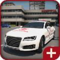 Ambulance Parking 3D 2
