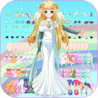 Dress Up Angel Avatar Games