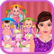 Babies Nanny Girl Games