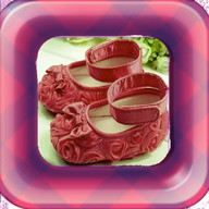 Baby Girl Shoes - Tile Puzzle