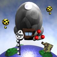 Balloon Gunner 3D - War balloons beat each other up