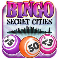 Bingo - Secret Cities - Free Travel Casino Game