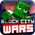 Block City Wars - Minecraft and Grand Theft Auto combined