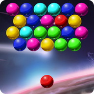 Bubble Shooter Galaxy