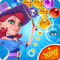 Bubble Witch Saga 2 - The Bubble Witch Saga world just got bigger