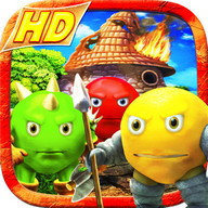 Bun Guerre HD:Giochi Strategia