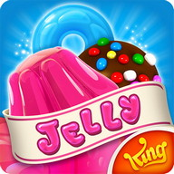 Candy Crush Jelly Saga - The classic Candy Crush, now with gummies