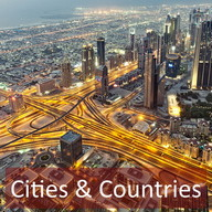 Cities and Countries Quiz