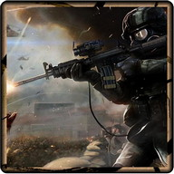 Commando War City Sniper 3D
