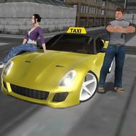 Pemandu Teksi Crazy Duti 3D