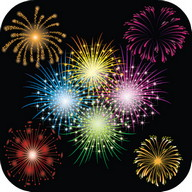 Cute Fireworks