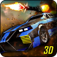 Morte Racing Fever: Carro 3D