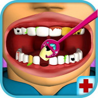 Elsa Dentist Surgery Simulator