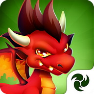 Dragon City - Build a magical, dragon-filled kingdom