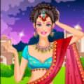 Dress Up Girls Indians