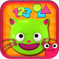 Toddler Educational Learning Games-EduKitty Kids