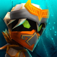 Elements: Epic Heroes - A simple but super-addictive RPG