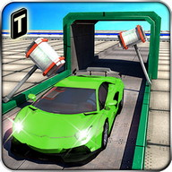 Extreme Car Stunts 3D - Are you a good enough driver to pass these outrageous tests?