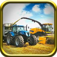Farm Drive Tractor Simulator