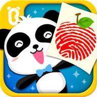 Baby Panda Fingerprints