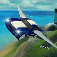 Flying Car Flight Simulator 3D