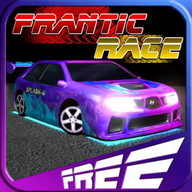 Frantic Race Free - It's called Frantic Race for a good reason