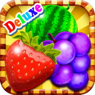 Fruit Saga Deluxe - A match-3 full to the brim with fruit
