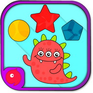 Kids Shapes & Colors Learning Games for Toddlers