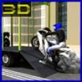Heavy Bikes Transporter