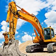 Heavy Crane Excavator