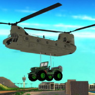 Helicopter Flight Simulator 3D - You've always wanted to pilot a helicopter during wartime, right?
