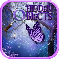 Hidden Objects Twilight Forest